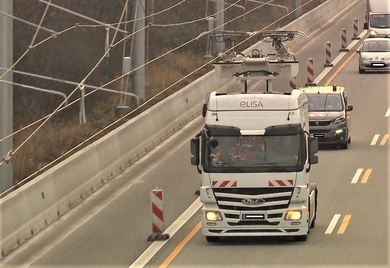 【これトラック? 電車!??】激変する物流の姿 ドイツ最新電動技術に仰天