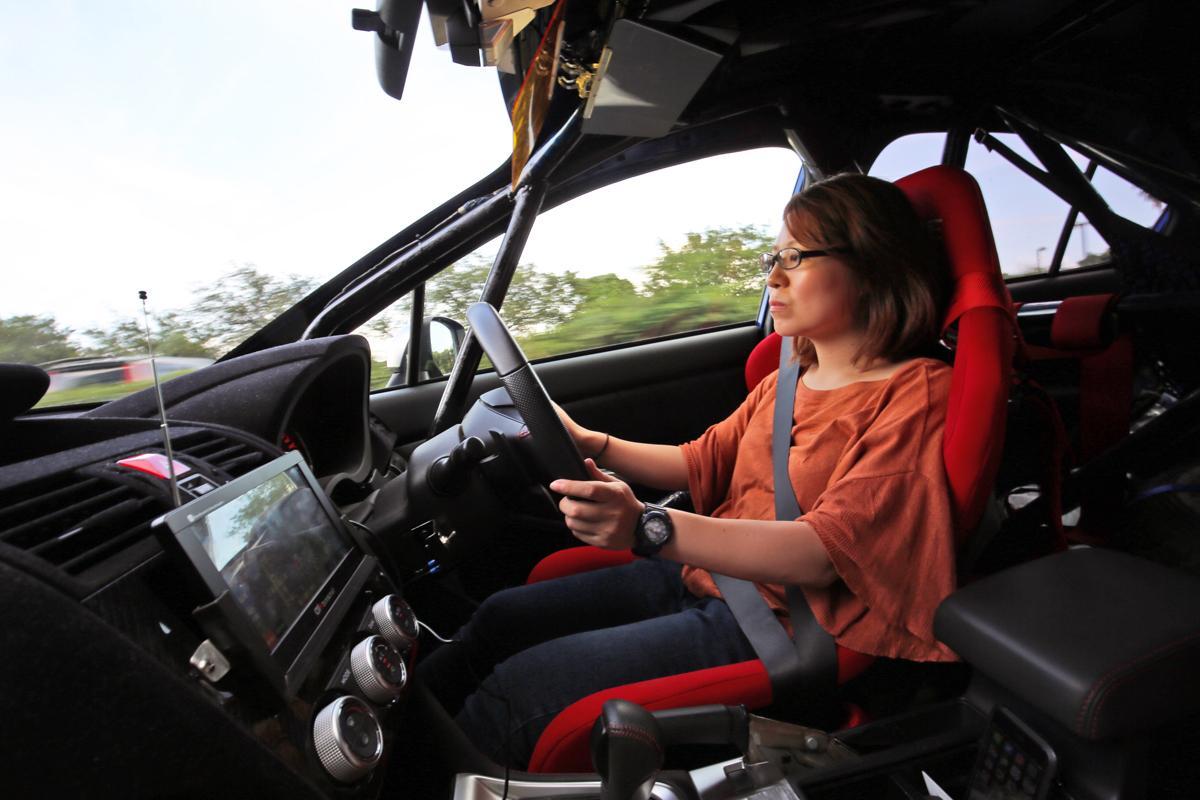 【国沢光宏がWRCに挑戦】新人編集部員がド緊張のラリーカー初試乗! 衝撃の乗り味とは?