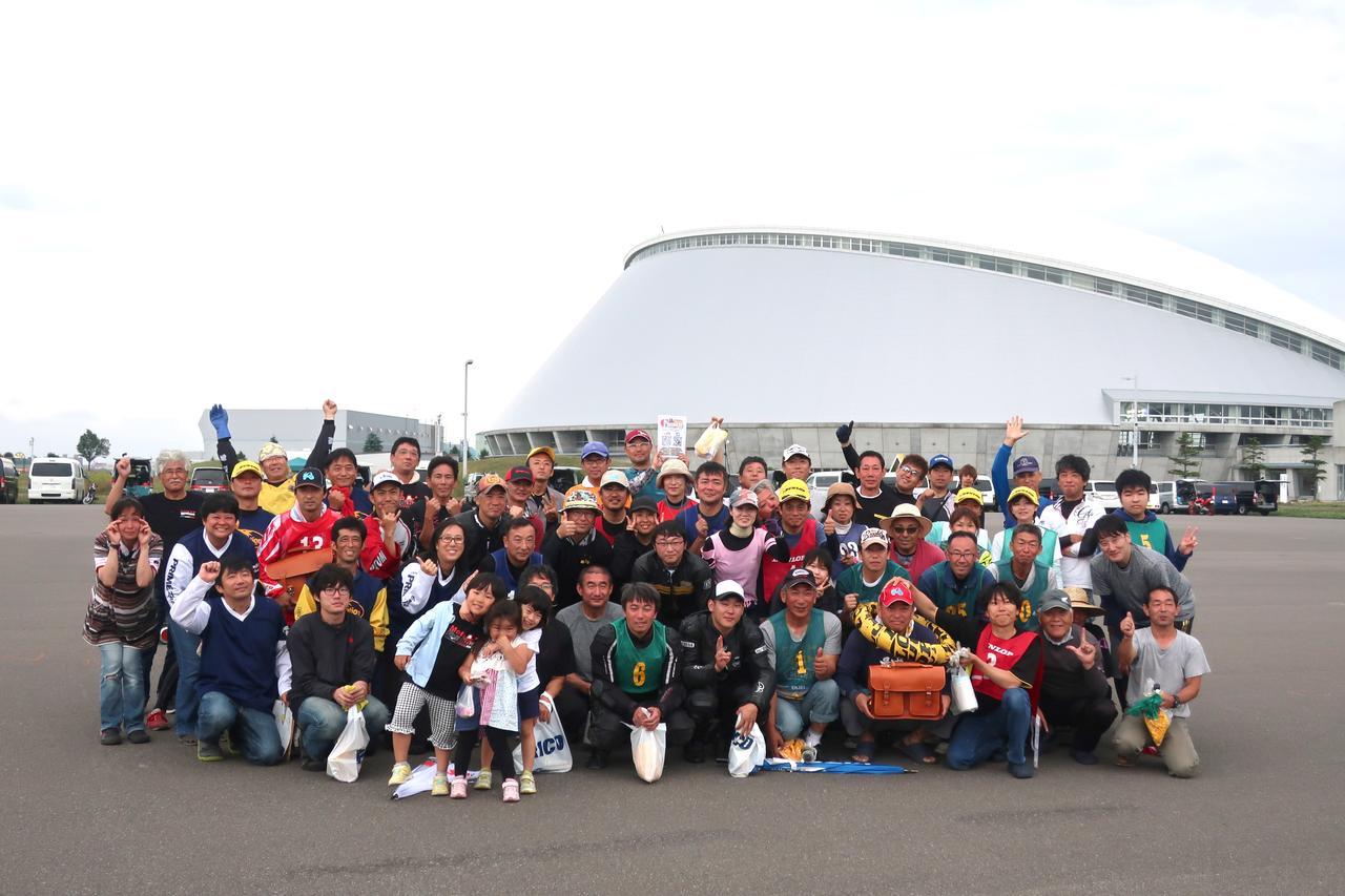 <北海道でジムカーナ・その2>やっぱり結果は練習の通り…(寺崎 愛)