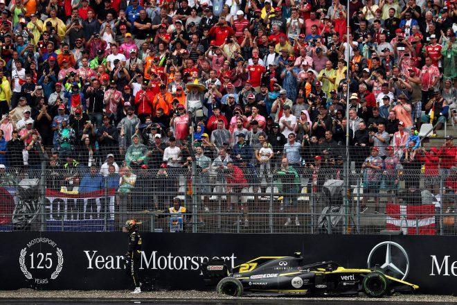 クラッシュ続出したホッケンハイムのランオフエリア、見直しの必要ありとF1レースディレクターが認める