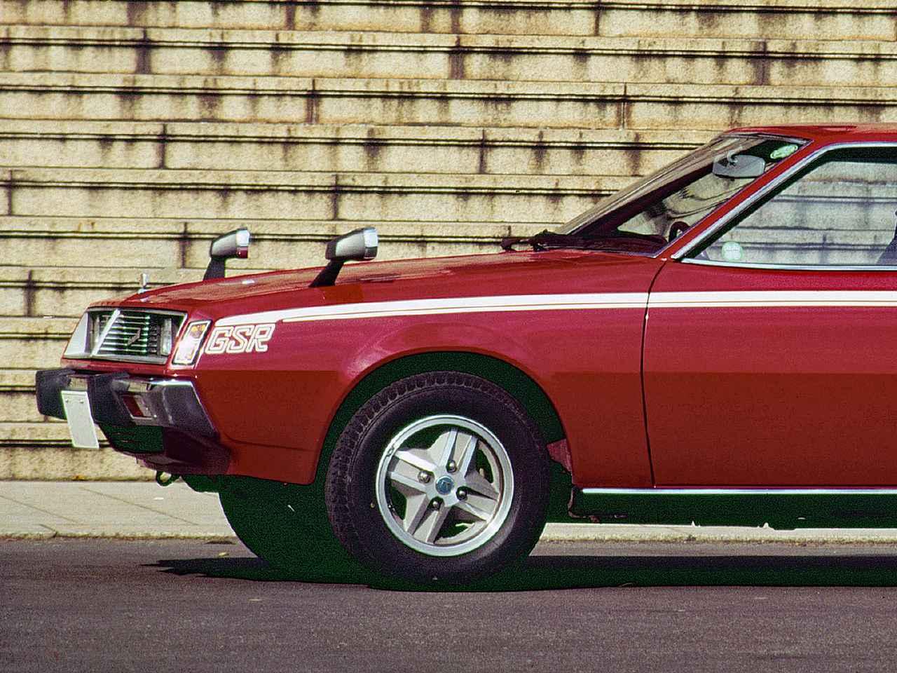 【昭和の名車 59】三菱 ギャランラムダ 2000GSR:昭和51年(1976年)