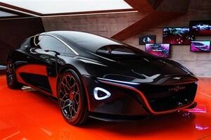 未来の高級車に巨大なグリルはいらない!? ラゴンダ ヴィジョン コンセプト