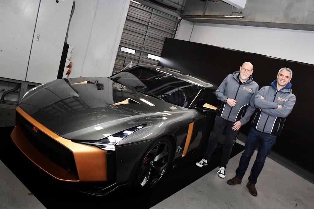 ニッサンとイタルデザインが合作した究極のR35「GT-R50」。その真価を開発者に訊く