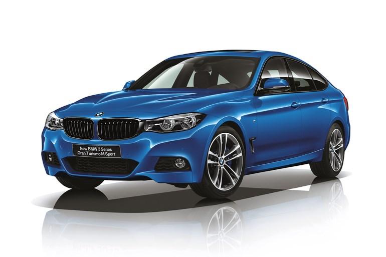 BMW、3シリーズGTの改良版を発表
