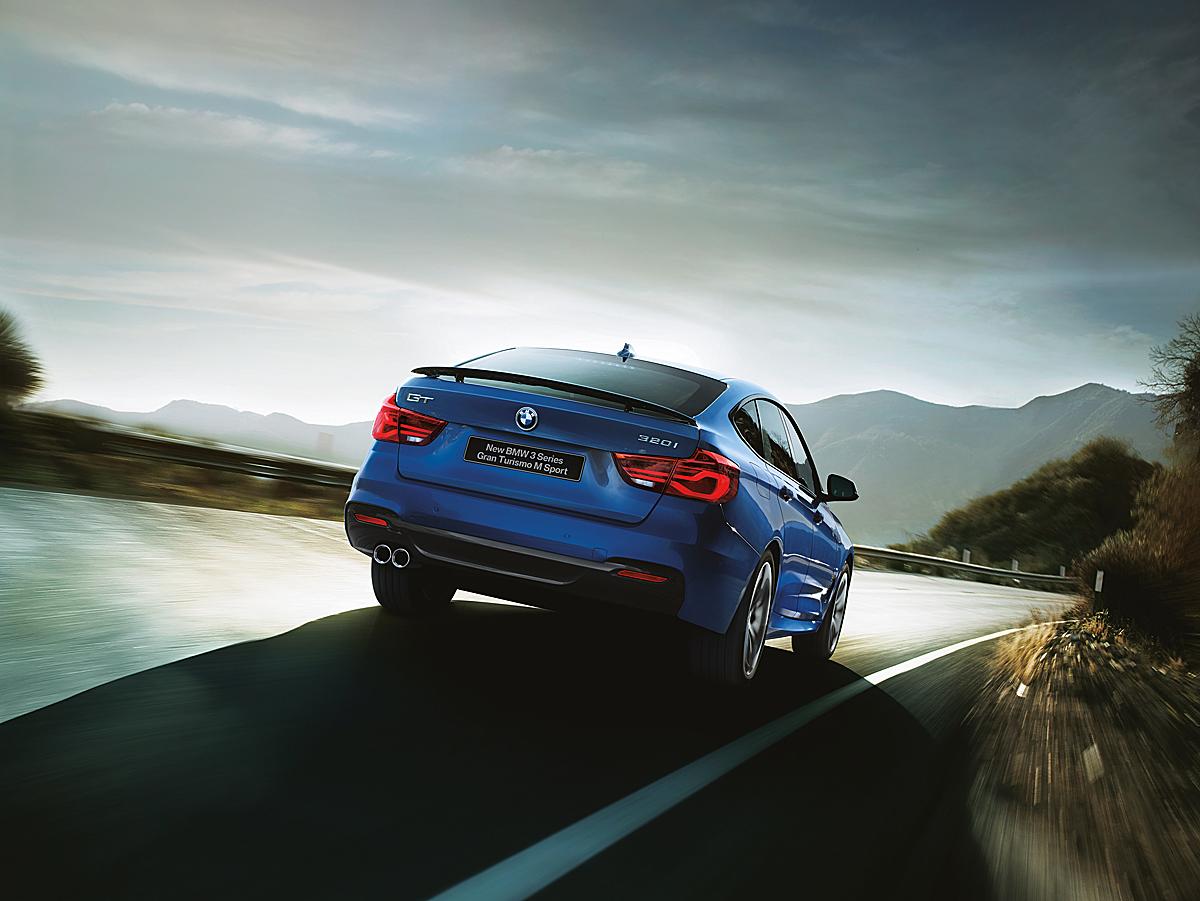 新型ツインターボエンジンを搭載! BMW3シリーズグランツーリスモが発売