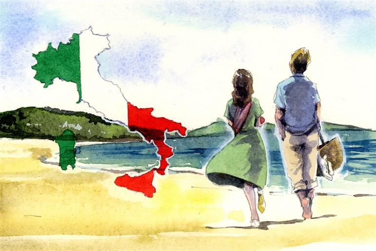 【クルマ小説】僕は新人トップセールス vol.8「ハヤマとイタリアと」