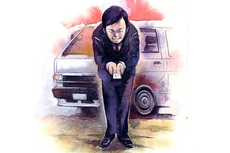 【クルマ小説】僕は新人トップセールス vol.9「エンドウさん」