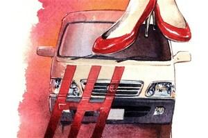 【クルマ小説】僕は新人トップセールス vol.2「奥様は運転好き」