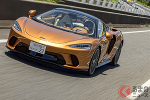 マクラーレン「GT」は、意外と「積める」&「乗り心地抜群」だった!【スーパーカーでお伊勢参り(前編)】