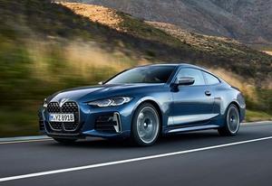 【フォトデビュー!】「BMW 4シリーズクーペ」2世代目ミッドサイズクーペが全面刷新!