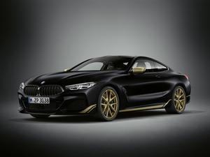 BMW、たった1台の特別な8シリーズを日本で限定発売。闇夜に一閃する稲妻をイメージ