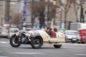 【国内試乗】「モーガン・スリーホイーラー」現代に蘇ったスーパー3輪車!