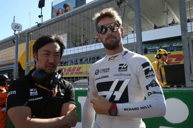 【F1チームの戦い方:小松礼雄コラム第13回】「1ストップ戦略しかない」と臨んだ鈴鹿。FP2ではアタックのタイミングがカギに
