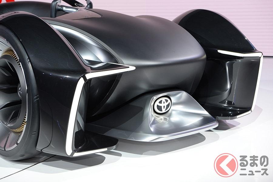 トヨタが馬を再発明!? 「e-RACER」を東京モーターショー2019で世界初公開
