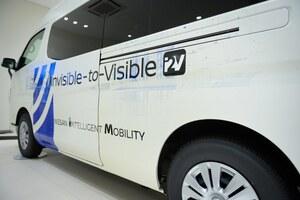 運転の寂しさから解放! 日産の新技術「Invisible-to-Visible(I2V)」とは?
