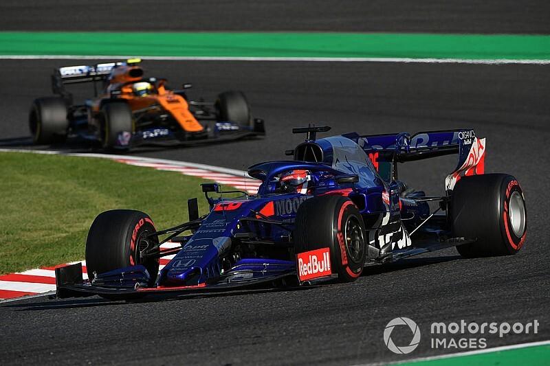 ルノー失格でクビアトが日本GP入賞、トロロッソ・ホンダがランク5位に接近。ルノーは控訴検討
