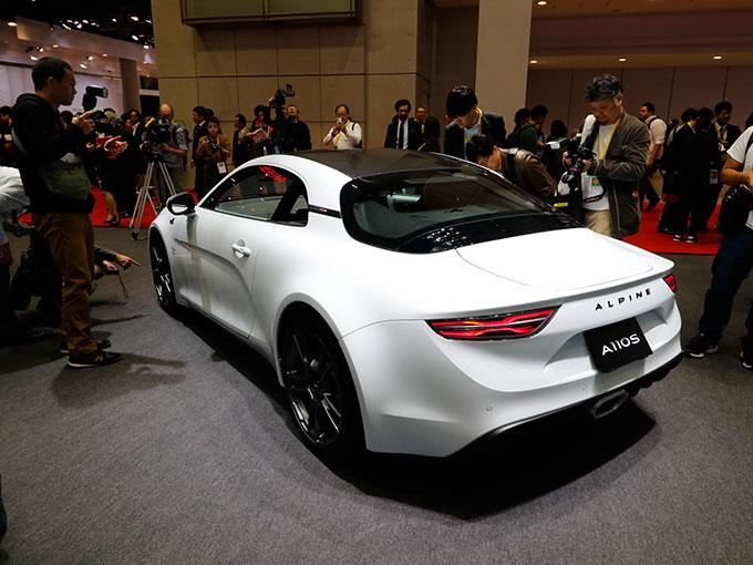 ルノー 新型ルーテシアを日本初公開。アルピーヌはA110の高性能モデル「A110S」を参考出品【東京モーターショー2019】
