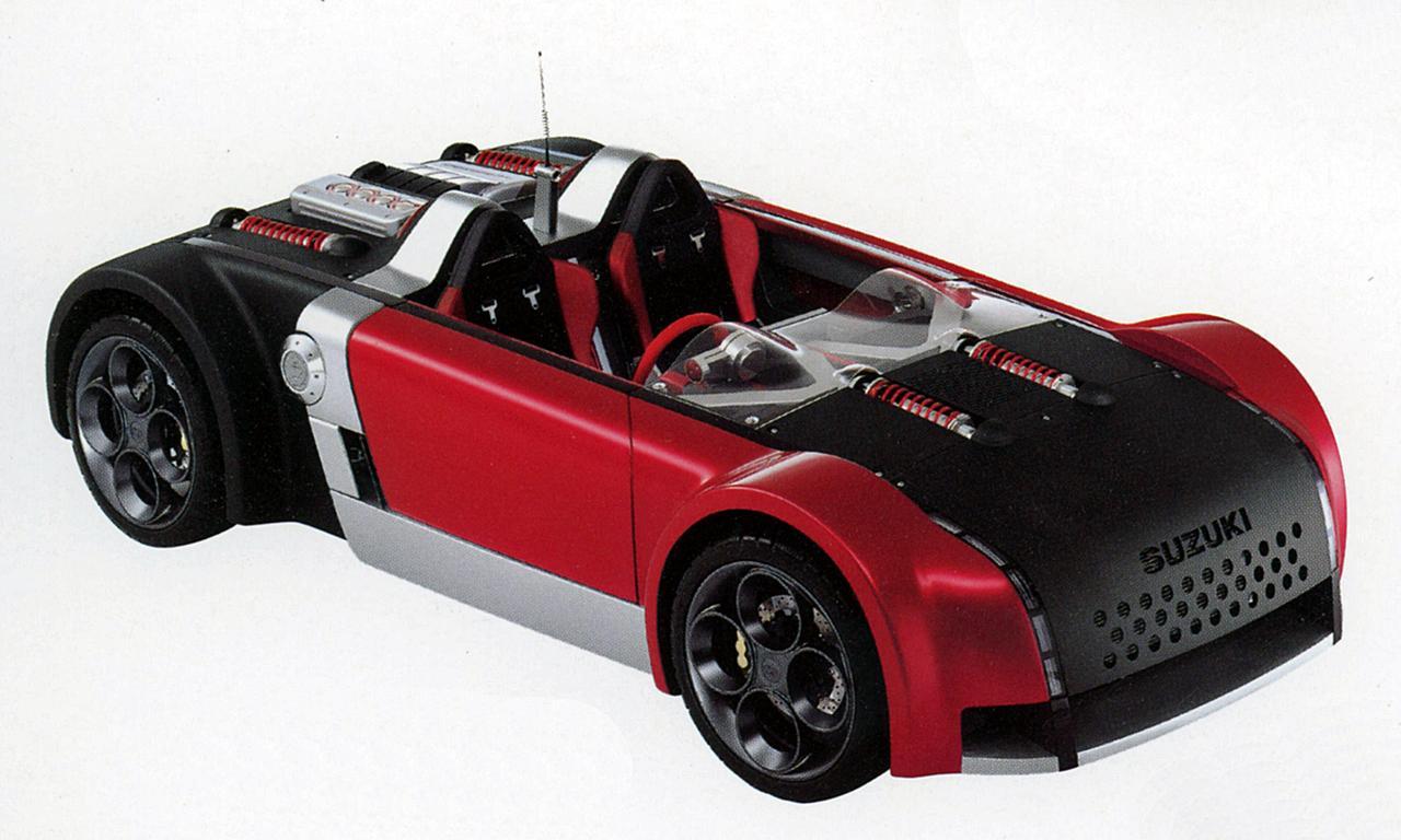 【懐かしの東京モーターショー 18】2001年、トヨタはFXSで21世紀のスポーツカーを提案する