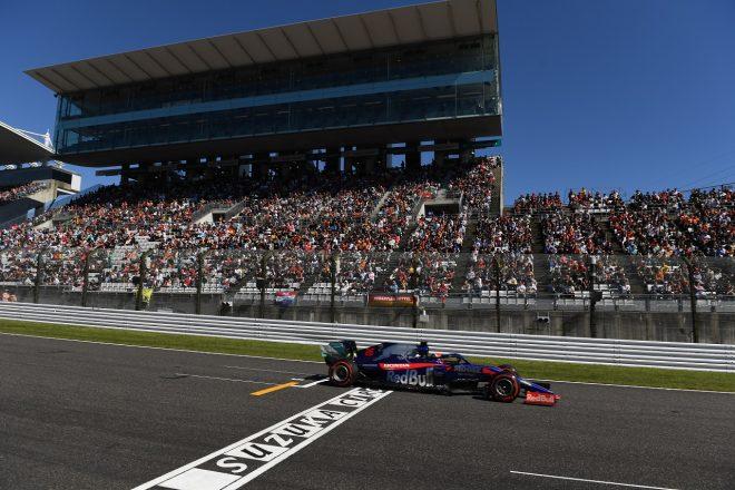 F1日本GP決勝リザルト&ランキング修正版:トロロッソ・ホンダはダブル入賞に。失格のルノーは控訴を検討中