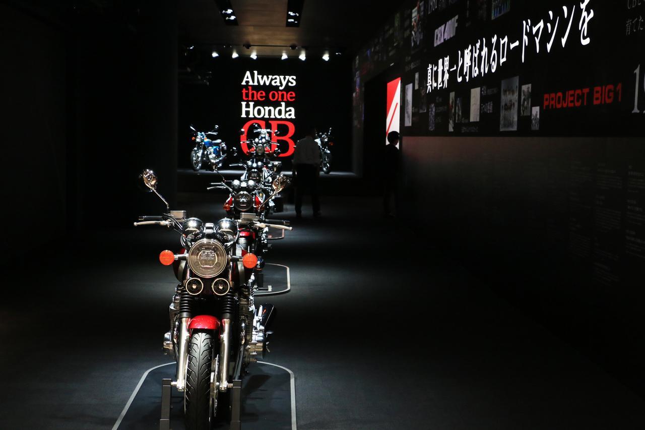 奥が深いホンダブース……バイク乗りが見るべきものは新型車だけじゃなかった!【東京モーターショー2019】