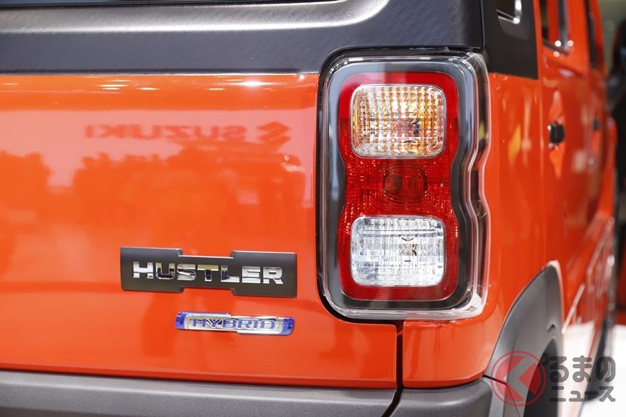 スズキ新型ハスラー登場? タフな外観の「ハスラーコンセプト」を世界初公開
