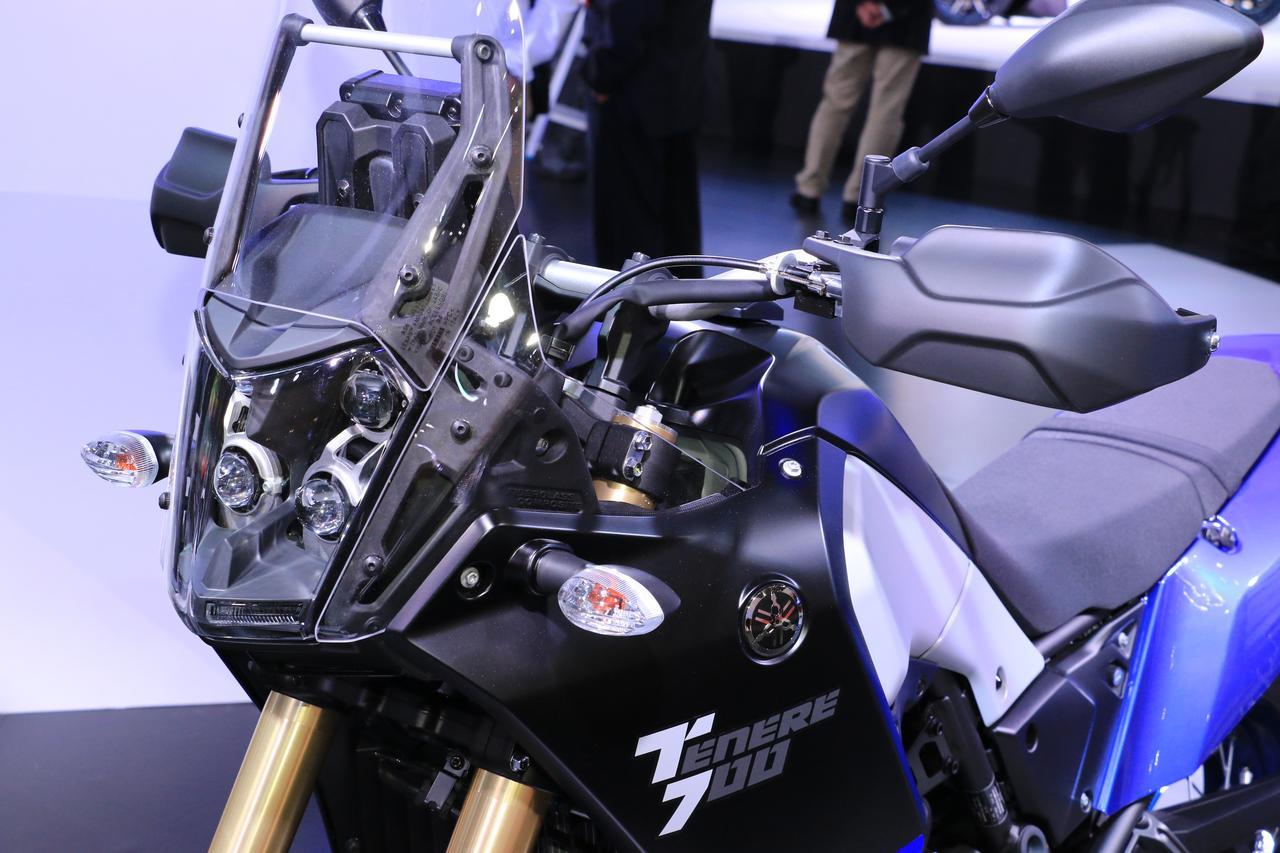 ヤマハが「テネレ700」を日本初公開! 反響次第で国内発売時期が変わるかも!?【東京モーターショー2019】