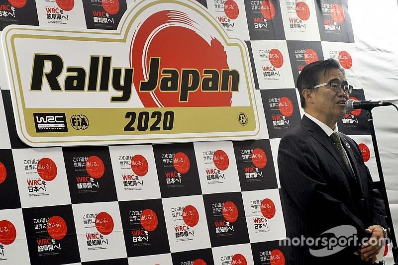 来年、WRCが日本で一気にブレイクするはず……愛知県・大村知事、同県で開催のラリージャパンにかける期待