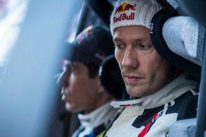 WRC:第1戦モンテカルロの連勝途絶えたオジエ「表彰台の頂点に立てず、少し苛立ちを覚えた」