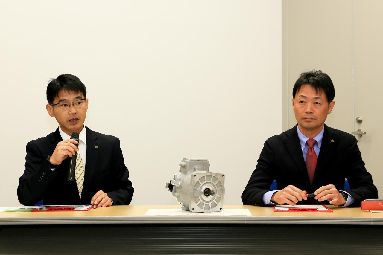 EV向け電動モーターの試作開発をヤマハが受託開始!未来のEVはヤマハ製モーターが支える!