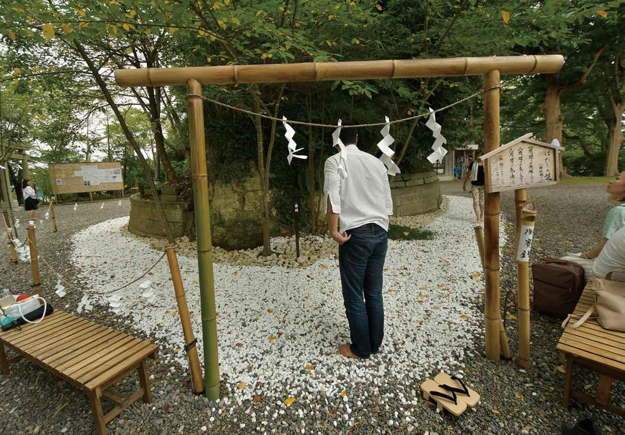 お祭りはなぜ秋に多いのか? 上総一之宮「玉前神社」(千葉県)での出会い/神社巡拝家・佐々木優太の「神社拝走記」【第4回】