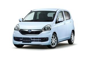 スバル、低燃費35.2km/Lを実現した「プレオ プラス」を発売