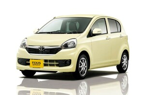 トヨタ、ピクシス エポックの燃費を向上し発売