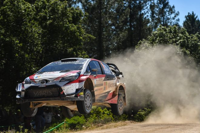 WRC:トヨタ、ラリー・トルコで未知の挑戦へ。ラトバラ「完全な新イベントに挑むのは数年ぶり」