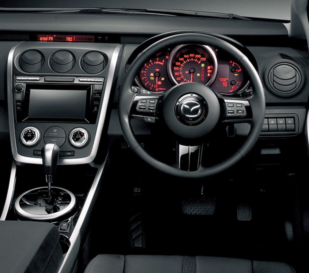 【いまこそ欲しい中古の名車】マツダ CX-7の直噴ターボエンジンが魅力的!