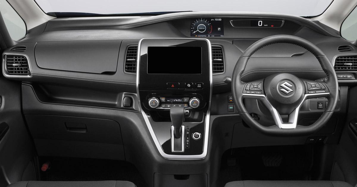 スズキ「ランディ」を一部仕様変更して発売、ハイビームアシストや運転支援機能を充実装備