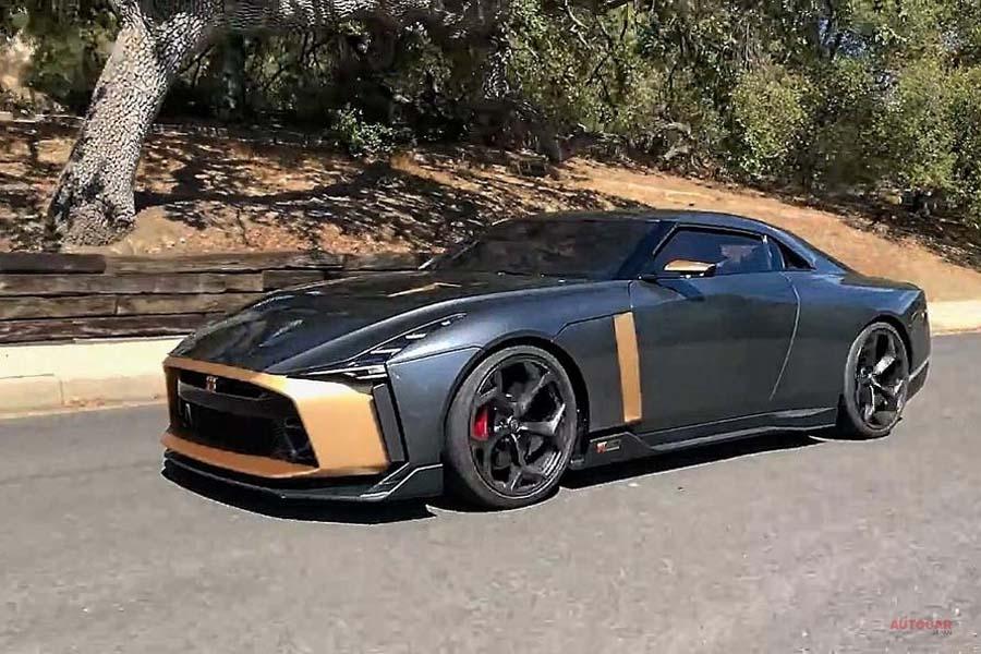 初試乗 日産GT-R50 by イタルデザイン 1億円超の価格に見合うか