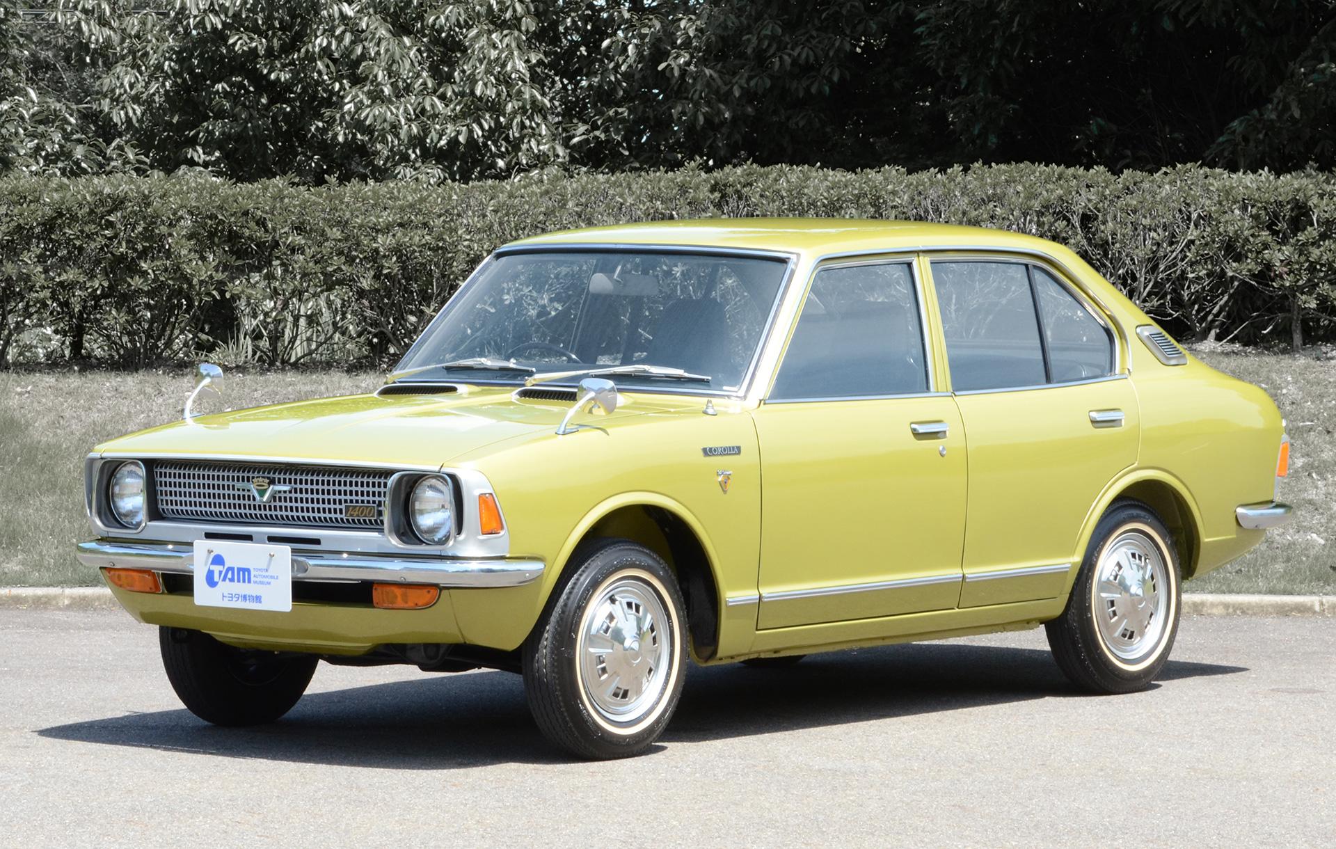 昔と今、日本車各メーカーの大衆車はどう変わった?