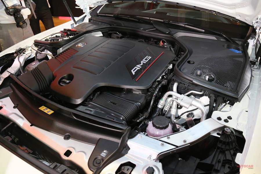 実車 メルセデス-AMG 53シリーズ E53/CLS53が日本上陸 写真60枚