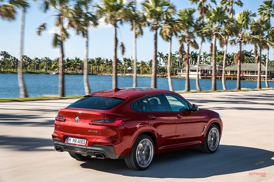 BMW X4、どんなひとが買う? 車種が急拡大、BMWの思惑さぐる