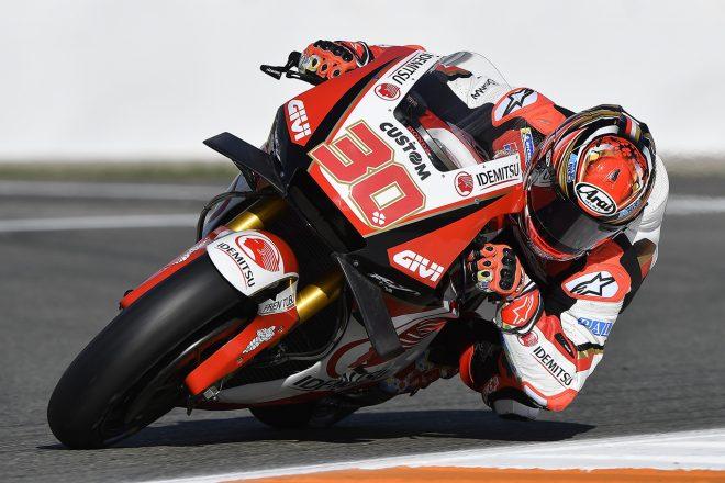 MotoGP:ホンダ勢2番手でテストを終えた中上。初走行の現行型エンジンは「圧倒的に違う」