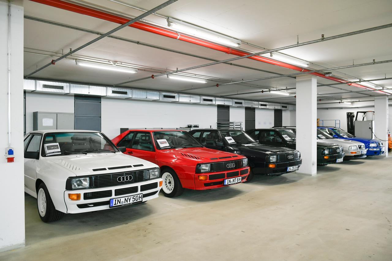 【現地取材】ドイツで触れた1972年式アウディ100には今に続く高効率へのこだわりが感じられた