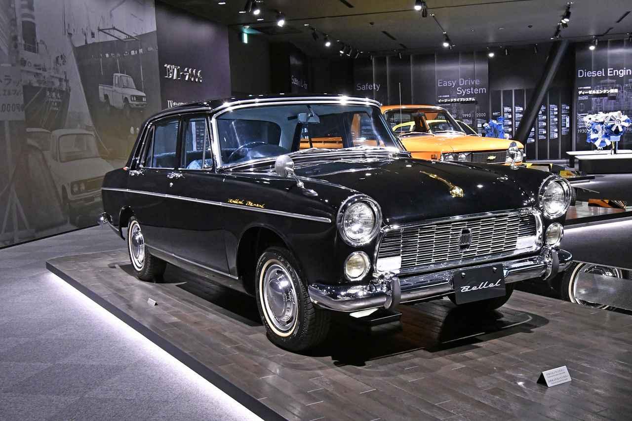 【自動車博物館へ行こう】「いすゞプラザ」のいすゞベレルに1960年代のダイナミックな空気を感じた