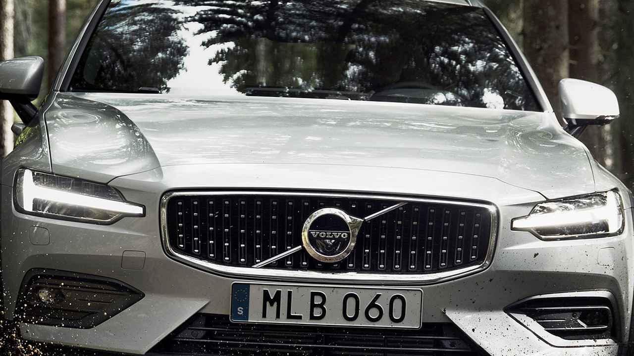 ボルボ新型V60クロスカントリーの予約注文を開始