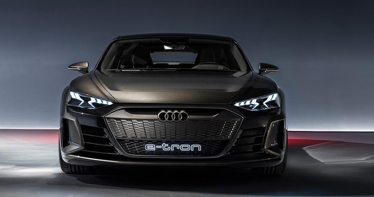 アウディ決意の表れ、ジュネーブモーターショー展示車はすべて電動化モデル