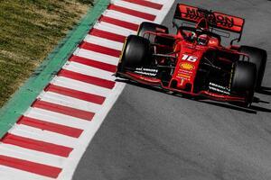 F1の第2回プレシーズンテスト3日目、フェラーリとトロロッソがついに1分16秒台に突入【モータースポーツ】
