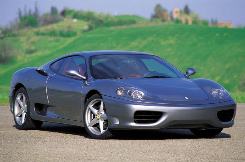 29歳、フェラーリを買う──Vol1. 運命の出会い
