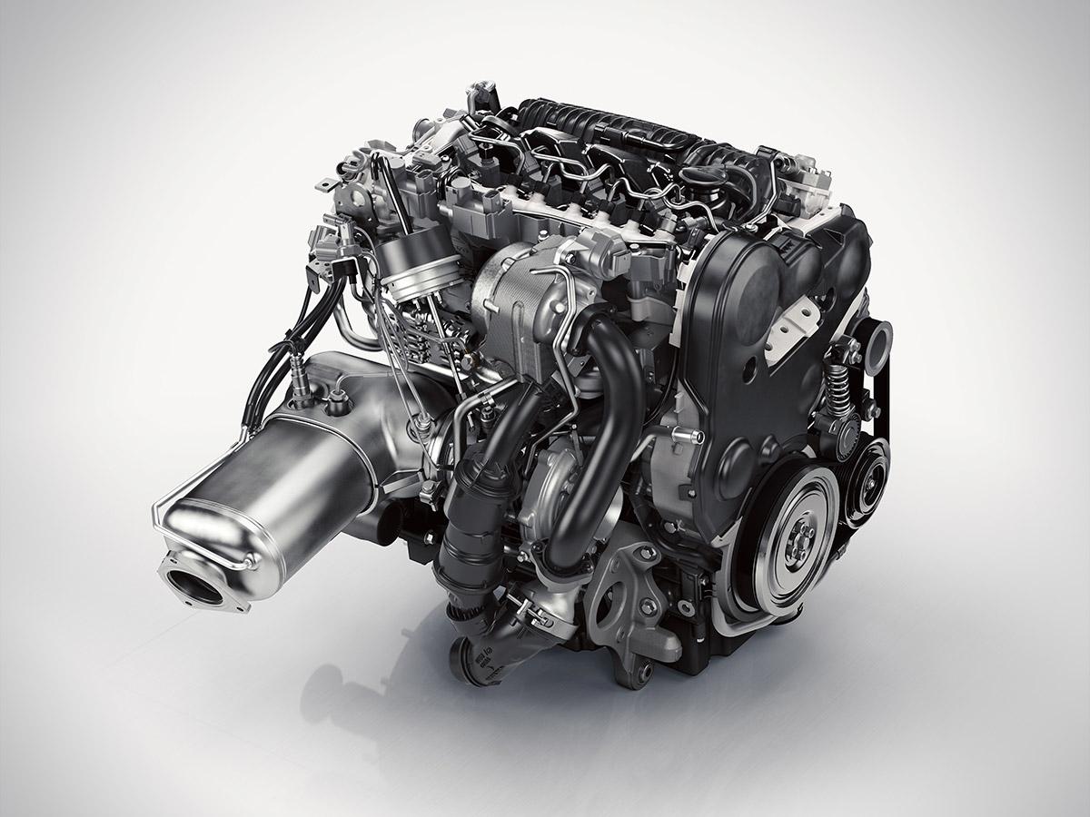 ボルボ「XC90」に高出力クリーンディーゼル「D5」追加 クリーンディーゼル最強パワートレーンを日本市場初導入
