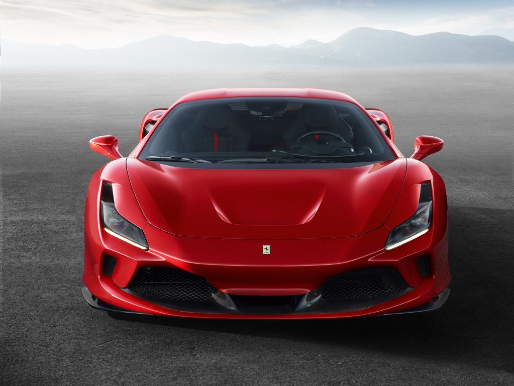 これがフェラーリの新型V8ミッドシップ、F8 Tributeだ!
