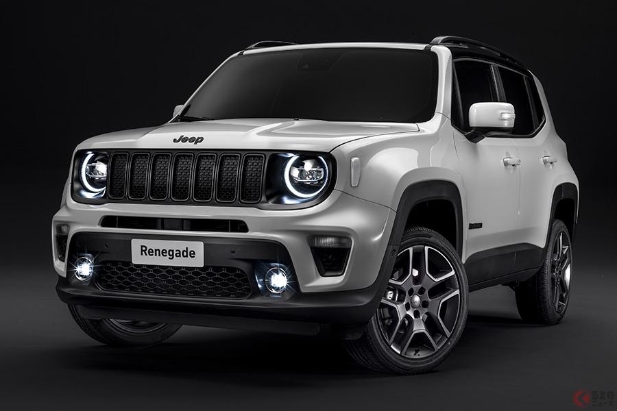"「Jeep」ブランドから""S""シリーズが登場 ジュネーブモーターショー2019でその姿を一挙公開"