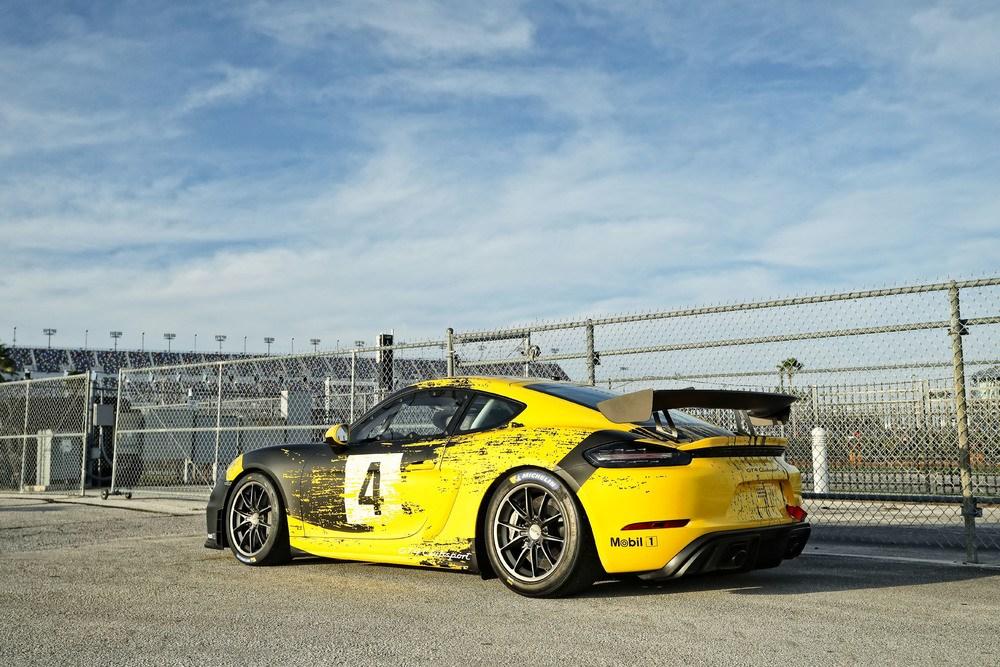 ポルシェジャパン、718ケイマンGT4クラブスポーツを発売。改めてスペックを確認
